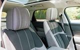 Range Rover Velar 2019 long-term review - front seats