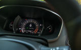 Renault Megane RS 280 2019 long-term review - instruments