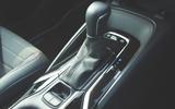 Toyota Corolla 2019 long-term review - gearstick