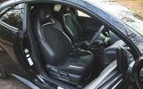 13 Toyota GR Yaris 2021 long term review cabin