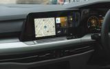 13 Volkswagen Golf 2021 long term review infotainment