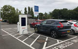 Volvo XC40 Recharge T5 2020 long-term review - public charging