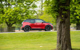 BMW i3S 2019 long-term review - on the road side