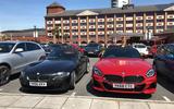 BMW Z4 2019 long-term review - Z meets Z - front