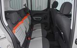 Citroen Berlingo 2019 long-term review - rear seats