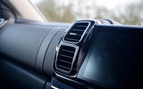 14 Citroen C5 Aircross Hybrid 2021 Long term review air vents