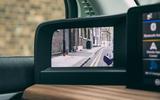 Honda e 2020 long-term review - wing mirror monitors