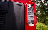 Jeep Wrangler Rubicon 2020 long-term review - sticker