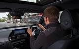 Mercedes-Benz EQC 2020 long-term review - Jim Holder driving
