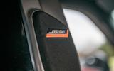 Nissan Juke 2020 long-term review - speakers