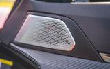 Peugeot 508 2019 long-term review - speakers