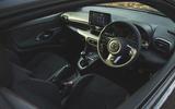 14 Toyota GR Yaris 2021 long term review dashboard