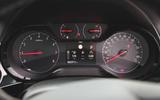 Vauxhall Corsa 2020 long-term review - instruments