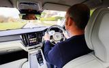 Volvo S60 T5 2020 long-term review - James Disdale driving