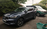 Volvo XC40 Recharge T5 2020 long-term review - with VW camper