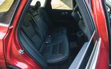 14 Volvo XC60 Recharge 2021 LT rear seats