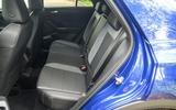Volkswagen T-Roc R 2020 long-term review - rear seats