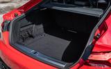 Audi S5 Sportback 2020 long-term review - boot