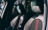 15 BMW 128ti 2021 LT hero front seats