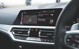 15 BMW 4 Series 2021 long term review infotainment