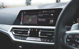 15 BMW 4 Series 2021 long term review infotainment