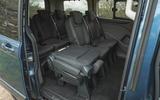 15 Ford Tourneo 2021 LT rear cabin