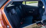 Peugeot 2008 2020 long-term review - rear seats