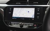 Vauxhall Corsa 2020 long-term review - infotainment