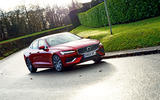 Volvo S60 T5 2020 long-term review - cornering