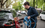 BMW i3S 2019 long-term review - public charging