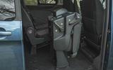 16 Ford Tourneo 2021 LT folding seats