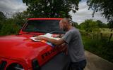 Jeep Wrangler Rubicon 2020 long-term review - Matt Prior