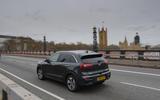 Kia e-Niro 2019 long-term review - Westminster rear