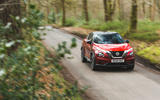 Nissan Juke 2020 long-term review - on the road front