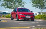 Peugeot 508 2019 long-term review - cornering