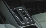 16 Volkswagen Golf 2021 long term review centre console