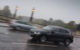 Volkswagen Touareg 2019 long-term review - driving across bridge