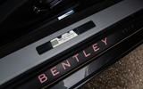 Bentley Continental GT 2019 long-term review - door sills