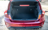 Ford Focus 2019 long-term review - boot