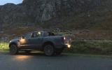 Ford Ranger Raptor 2019 long term review - puddle lamps