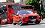 Jaguar I-Pace 2019 long-term test review - static bus