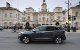 Kia e-Niro 2019 long-term review - Horseguards Parade