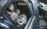 17 Mazda MX 30 2021 long term review rear seats