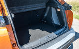 Peugeot 2008 2020 long-term review - boot