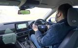 Seat Leon TSI 2021 long-term review - Lawrence Allan driving