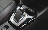 Vauxhall Corsa 2020 long-term review - gearstick