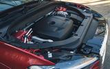 17 Volvo XC60 Recharge 2021 LT engine