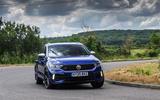 Volkswagen T-Roc R 2020 long-term review - cornering