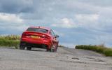 Audi S5 Sportback 2020 long-term review - corner rear