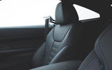 18 BMW 4 Series 2021 long term review front seats
